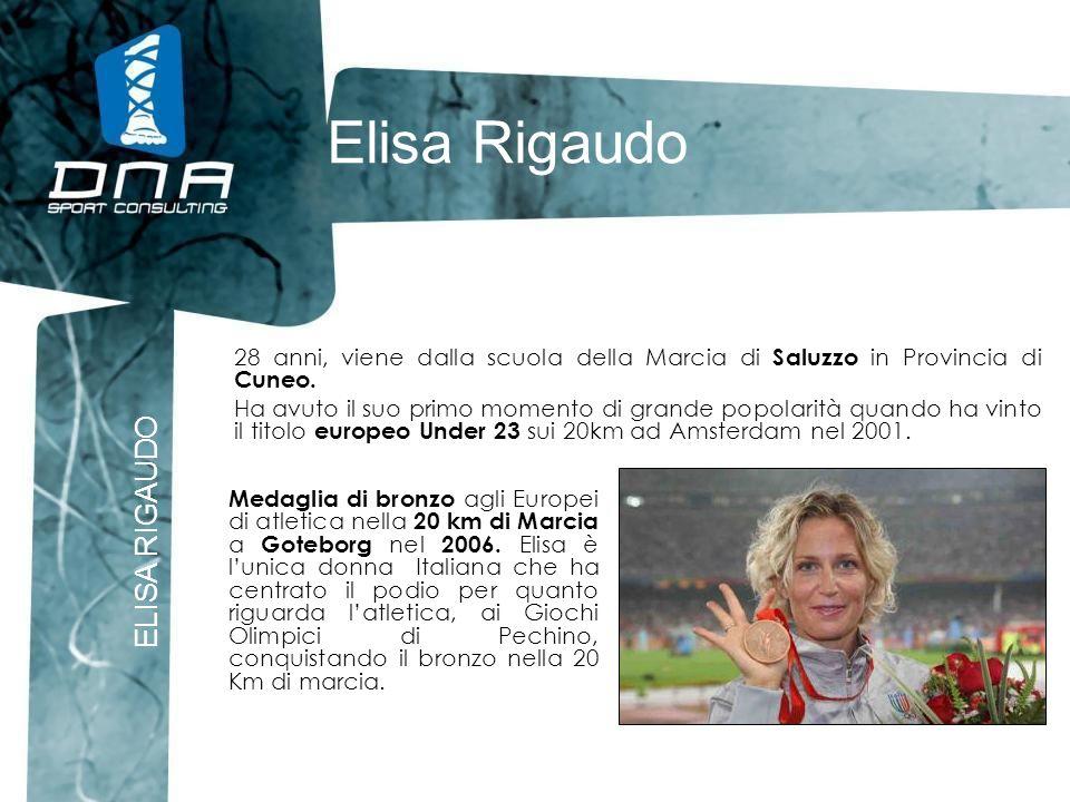 Elisa Rigaudo ELISA RIGAUDO