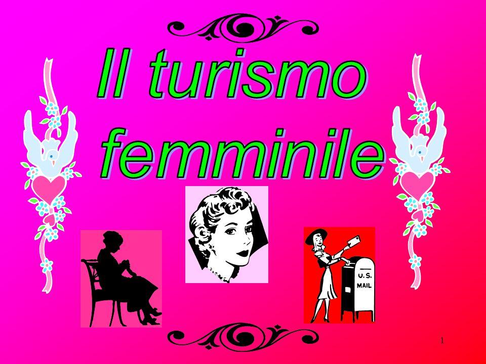 Il turismo femminile