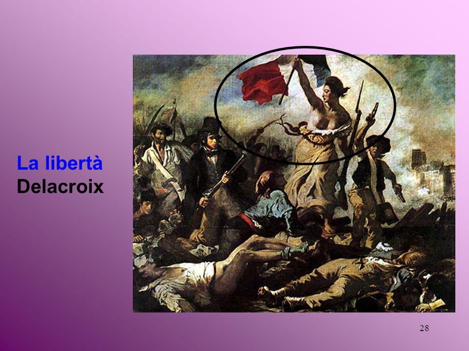 La libertà Delacroix