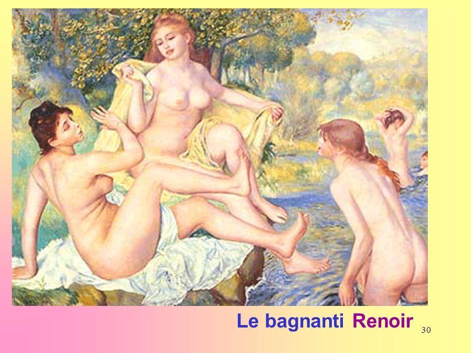 Le bagnanti Renoir
