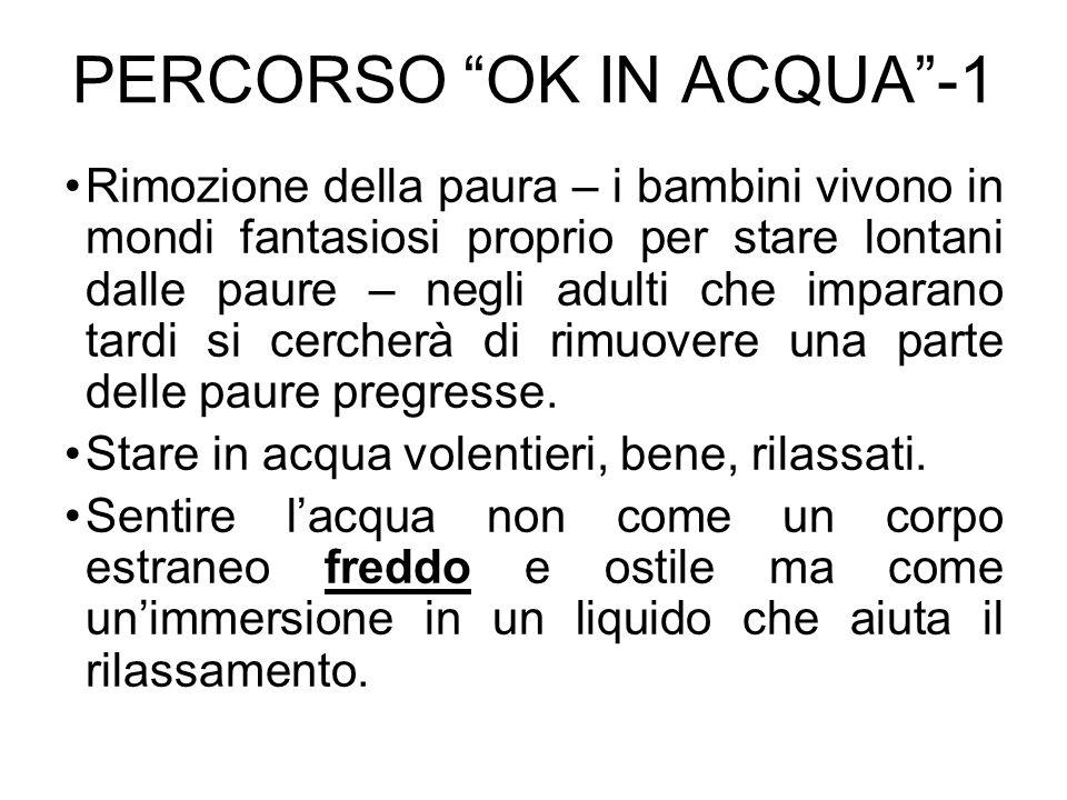PERCORSO OK IN ACQUA -1