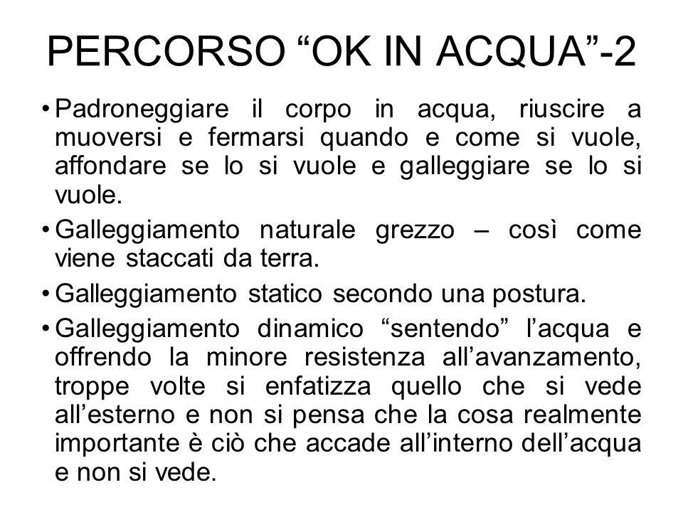 PERCORSO OK IN ACQUA -2