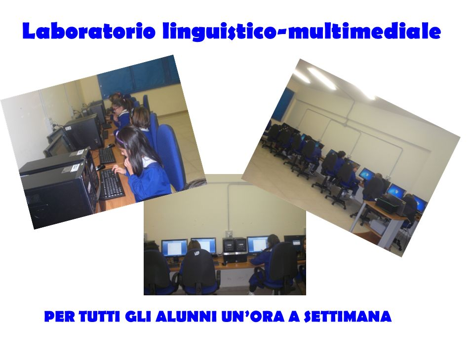 Laboratorio linguistico-multimediale