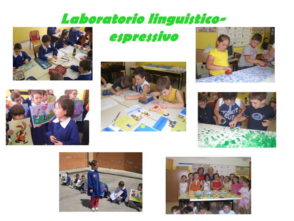 Laboratorio linguistico- espressivo