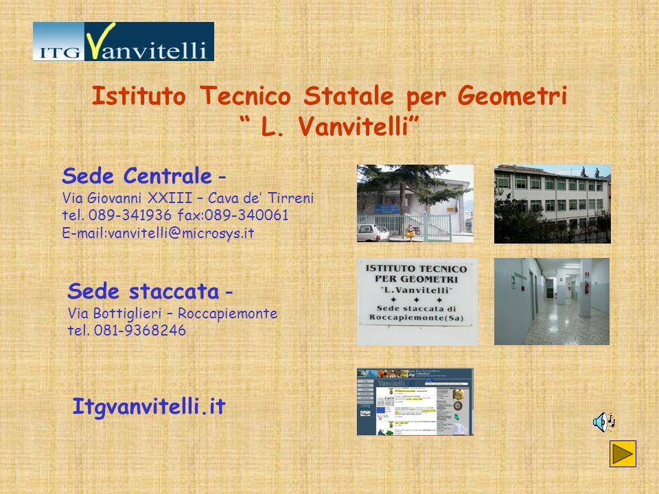 Istituto Tecnico Statale per Geometri L. Vanvitelli