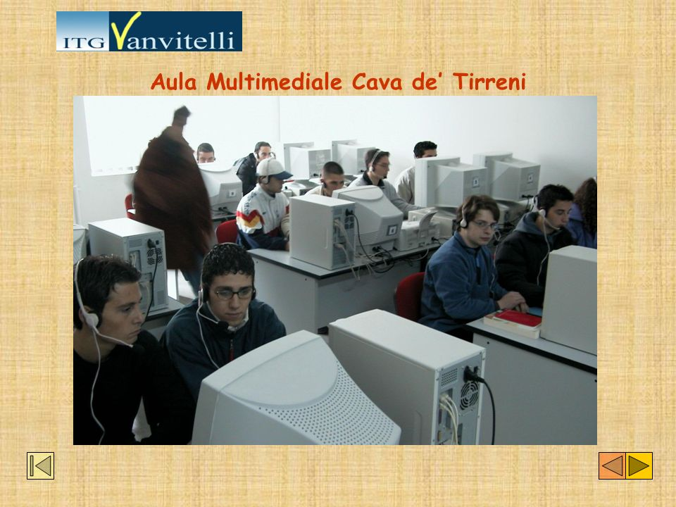 Aula Multimediale Cava de' Tirreni