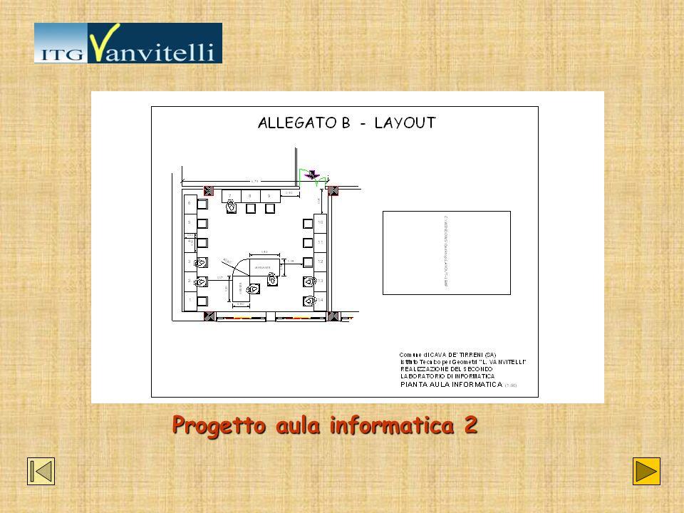 Progetto aula informatica 2
