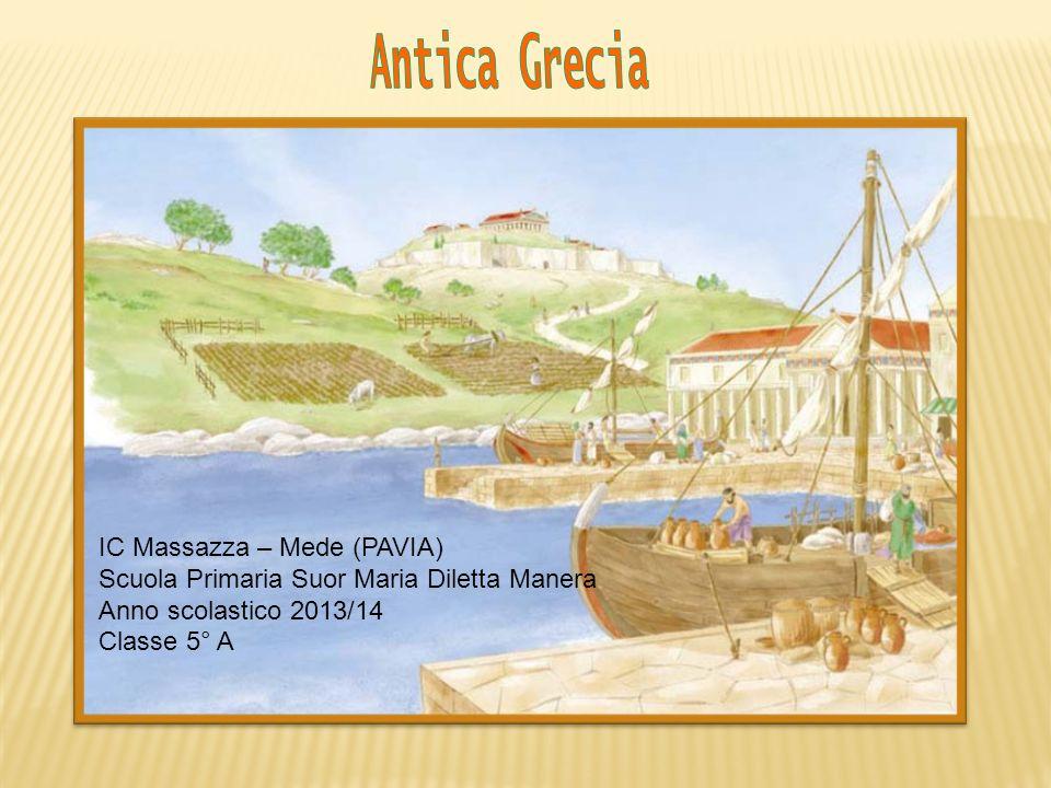 Antica Grecia IC Massazza – Mede (PAVIA)