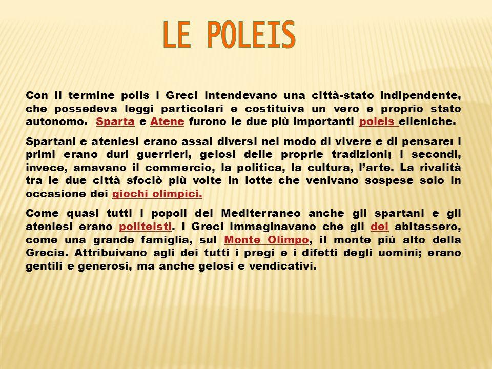 LE POLEIS
