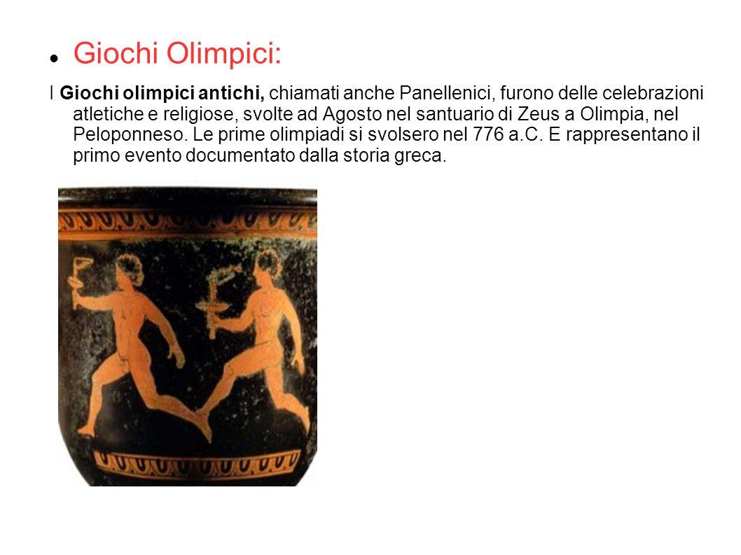 Giochi Olimpici: