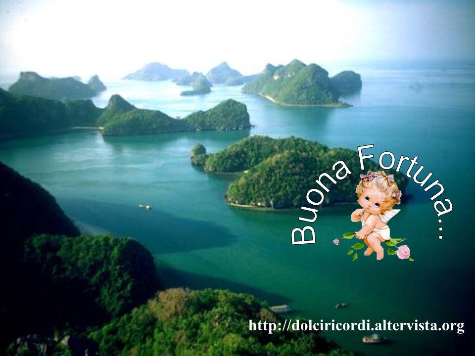 Buona Fortuna... http://dolciricordi.altervista.org