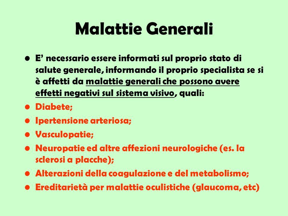 Malattie Generali