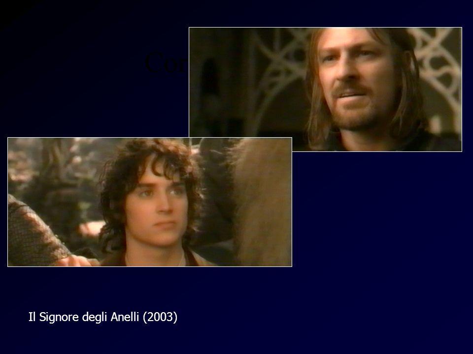 Corrispondenza Il Signore degli Anelli (2003)