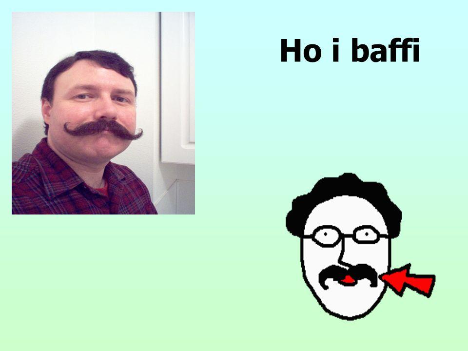 Ho i baffi