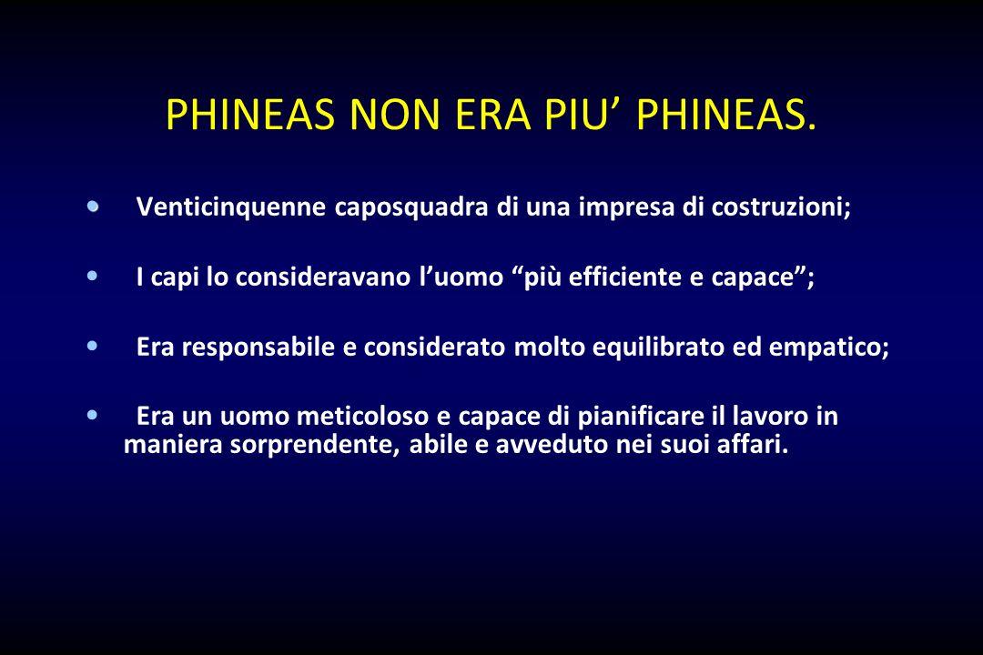 PHINEAS NON ERA PIU' PHINEAS.