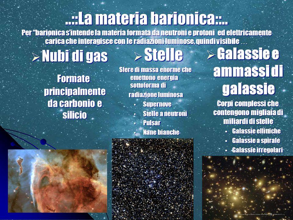 Galassie e ammassi di galassie