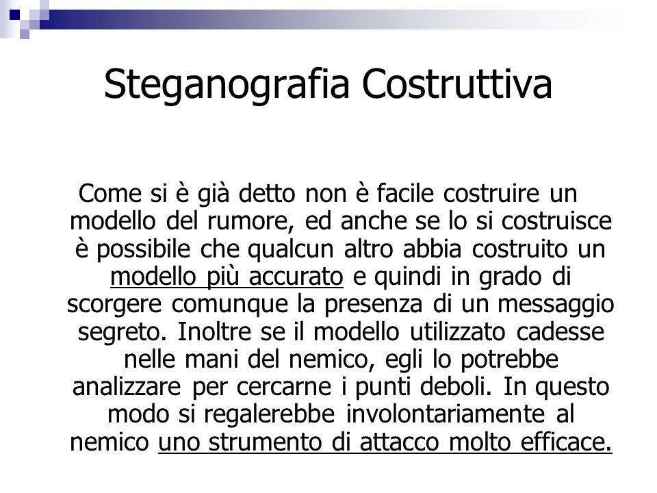 Steganografia Costruttiva