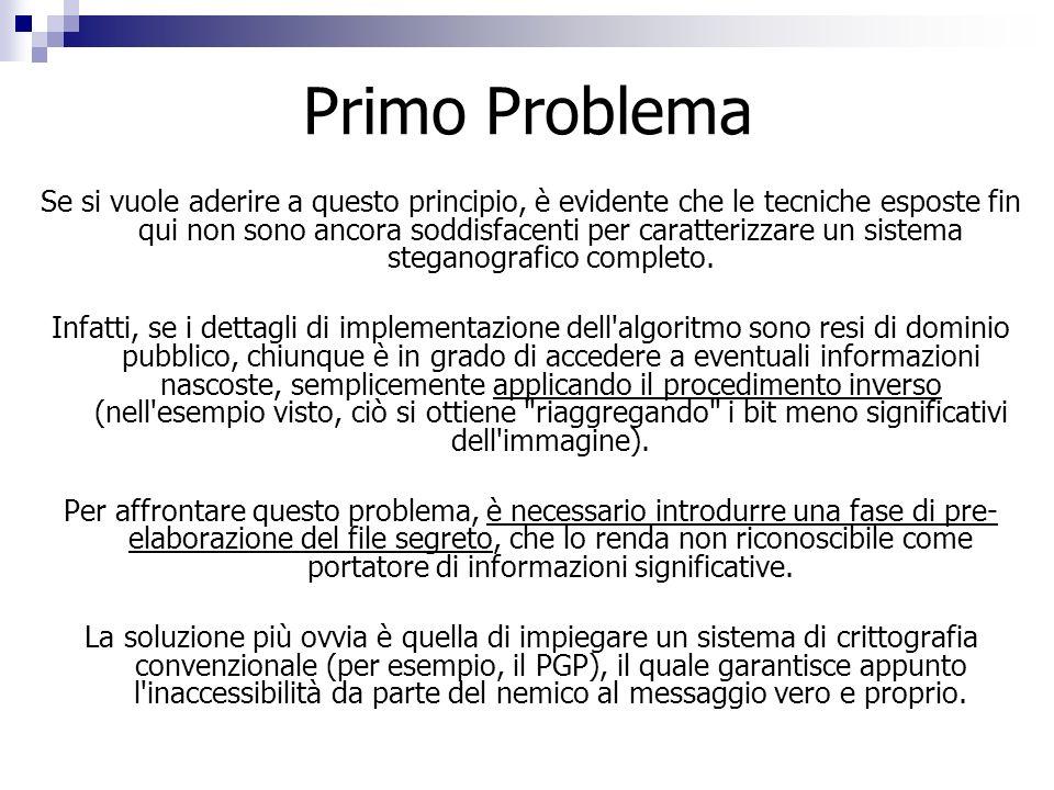 Primo Problema
