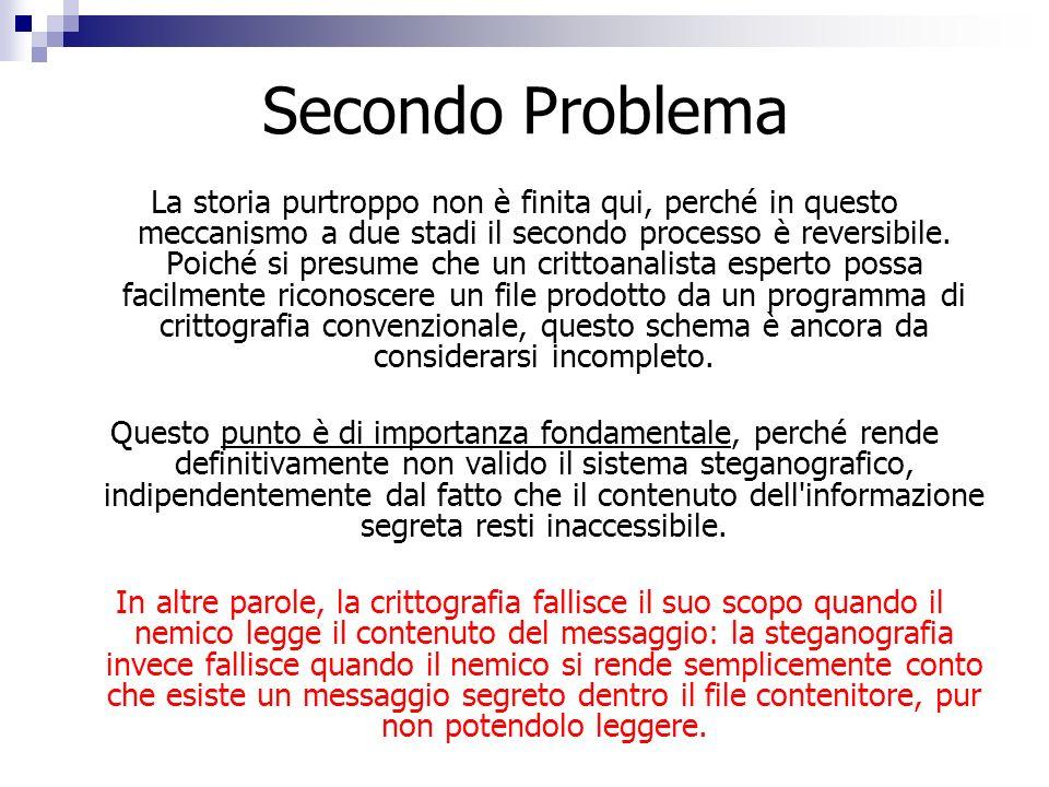 Secondo Problema