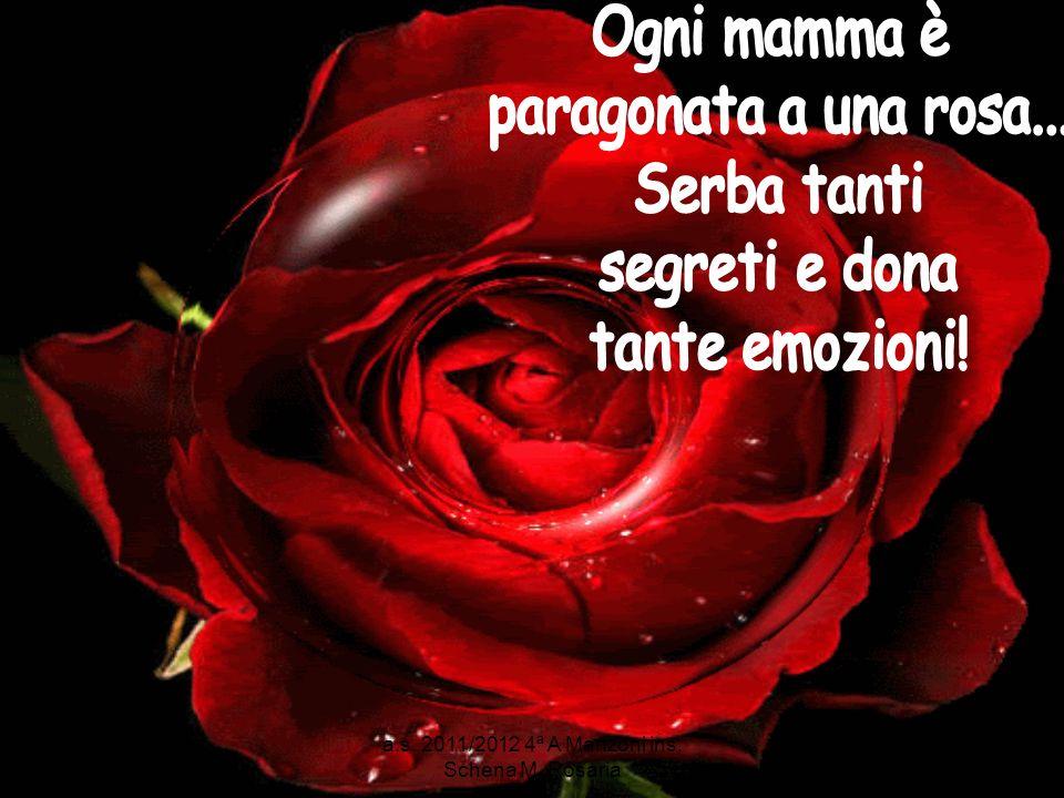 a.s. 2011/2012 4ª A Manzoni ins. Schena M. Rosaria
