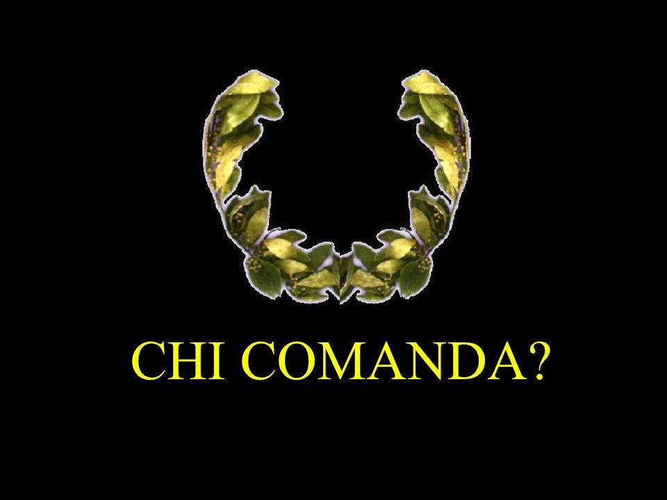 CHI COMANDA