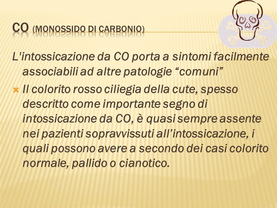 CO (monossido di carbonio)