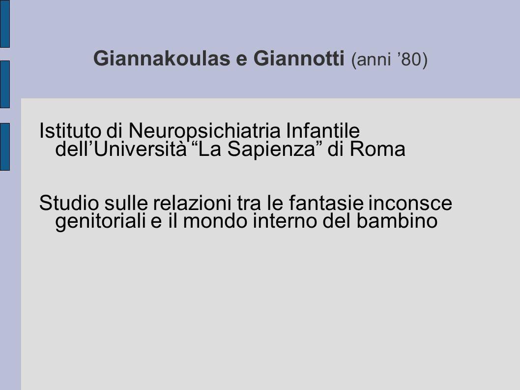 Giannakoulas e Giannotti (anni '80)