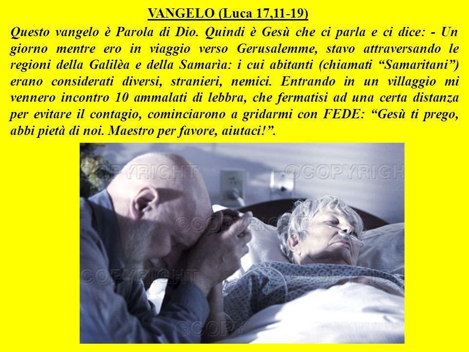 VANGELO (Luca 17,11-19)
