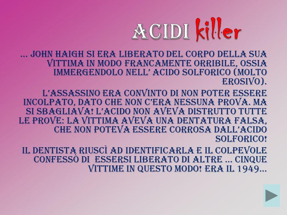 Acidi killer
