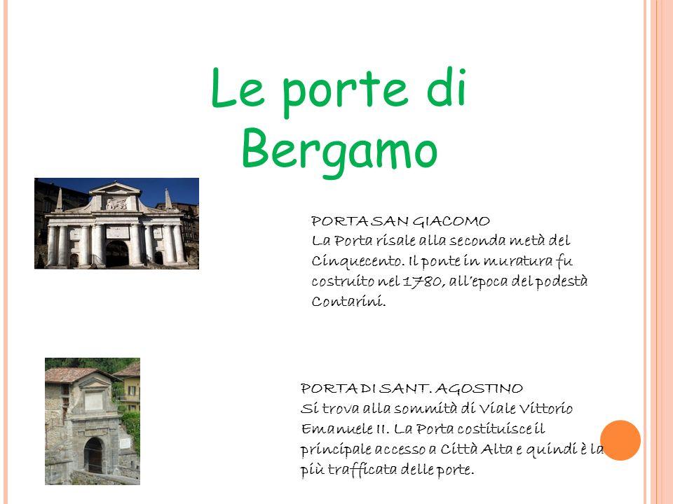 Le porte di Bergamo