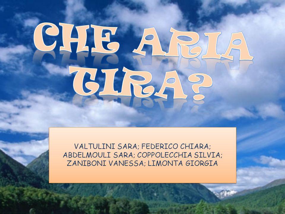 CHE ARIA TIRA.