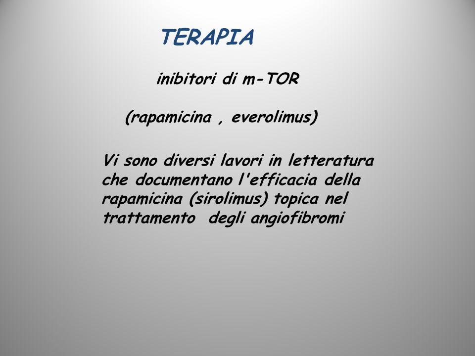 (rapamicina , everolimus)