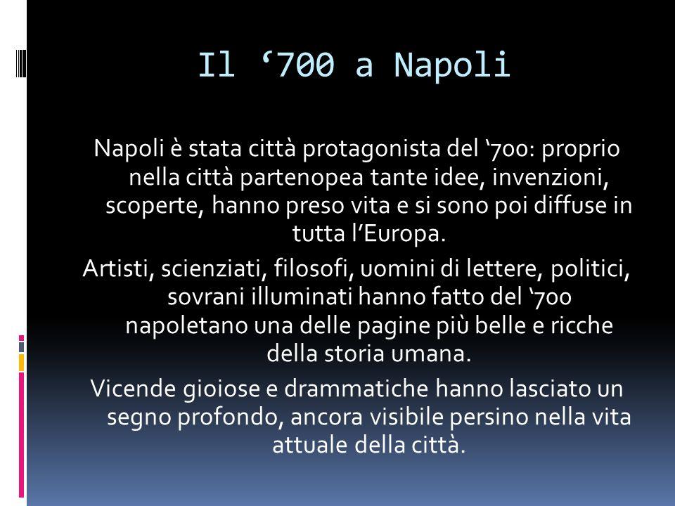 Il '700 a Napoli
