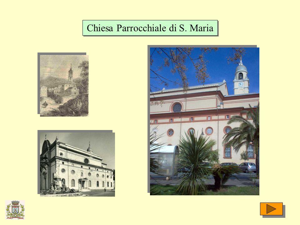 Chiesa Parrocchiale di S. Maria