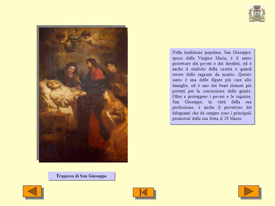 Trapasso di San Giuseppe