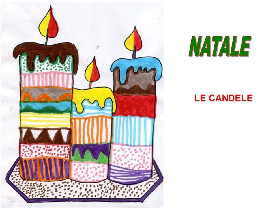 NATALE LE CANDELE