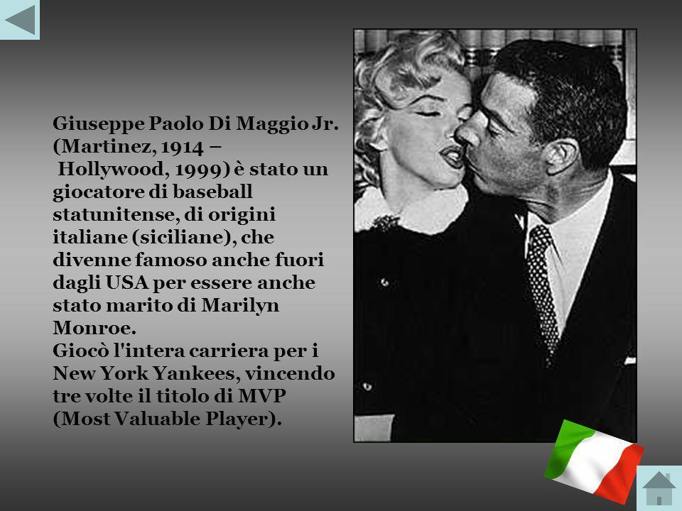 Giuseppe Paolo Di Maggio Jr