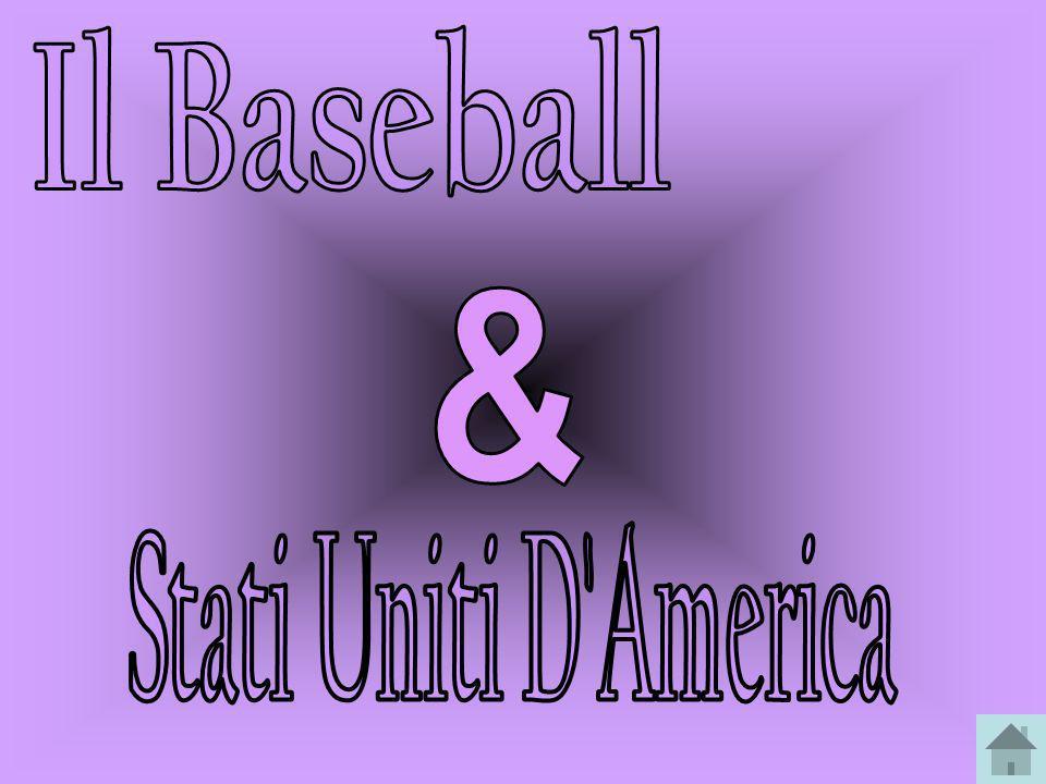 Il Baseball & Stati Uniti D America