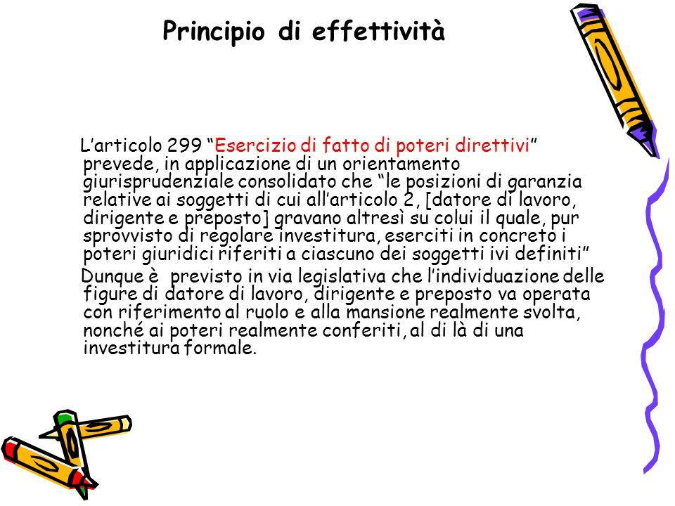 Principio di effettività