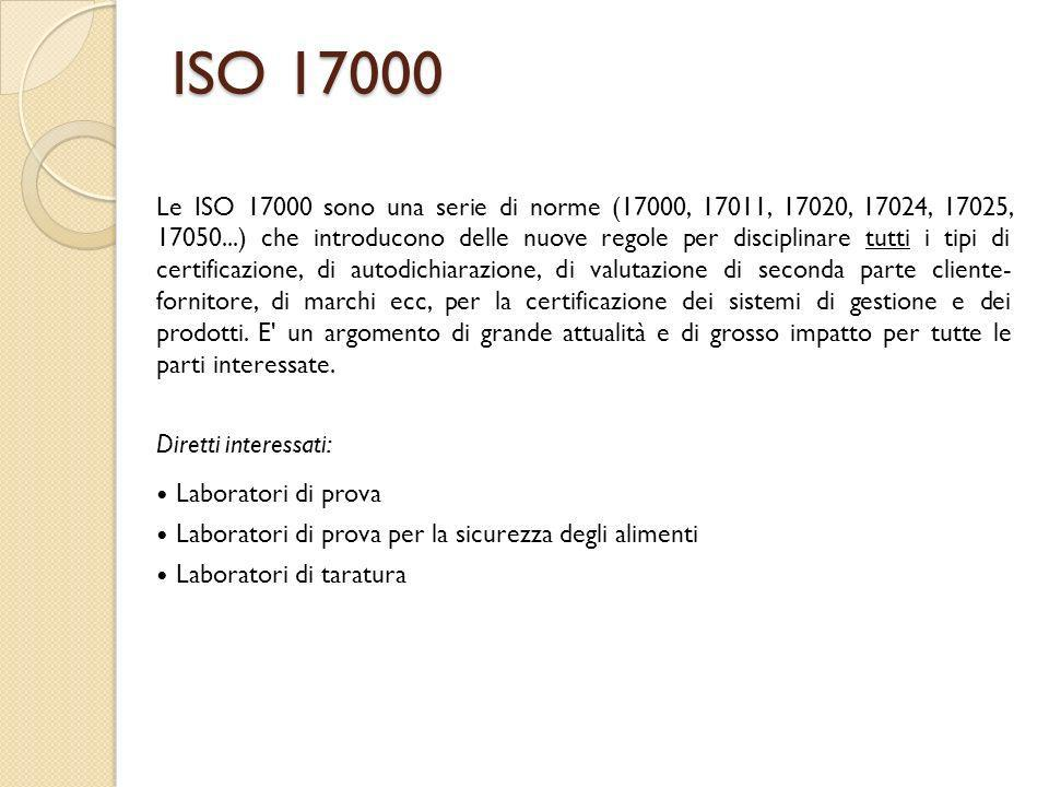 ISO 17000