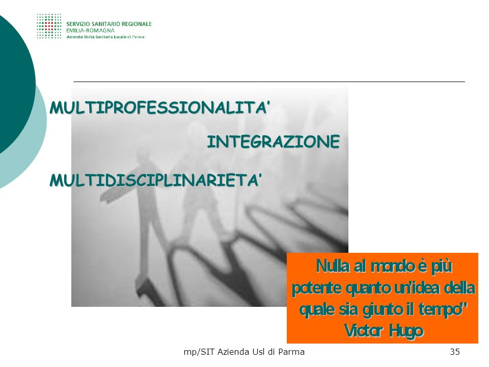mp/SIT Azienda Usl di Parma