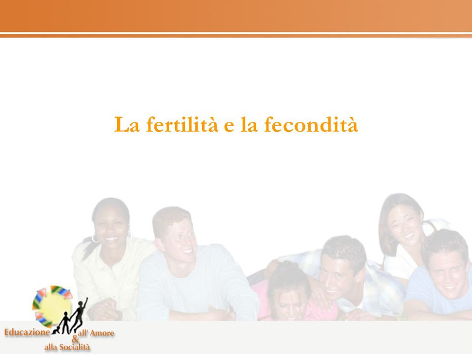 La fertilità e la fecondità