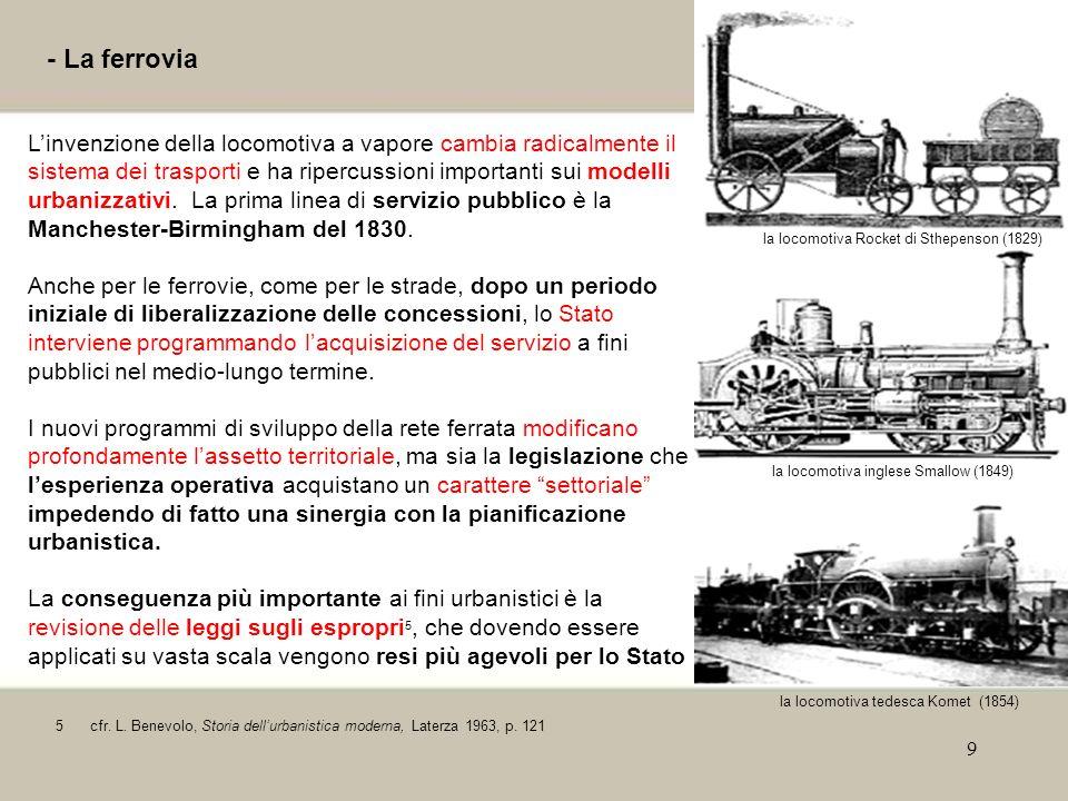 - La ferrovia