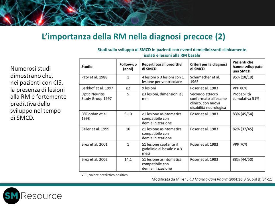 L'importanza della RM nella diagnosi precoce (2)
