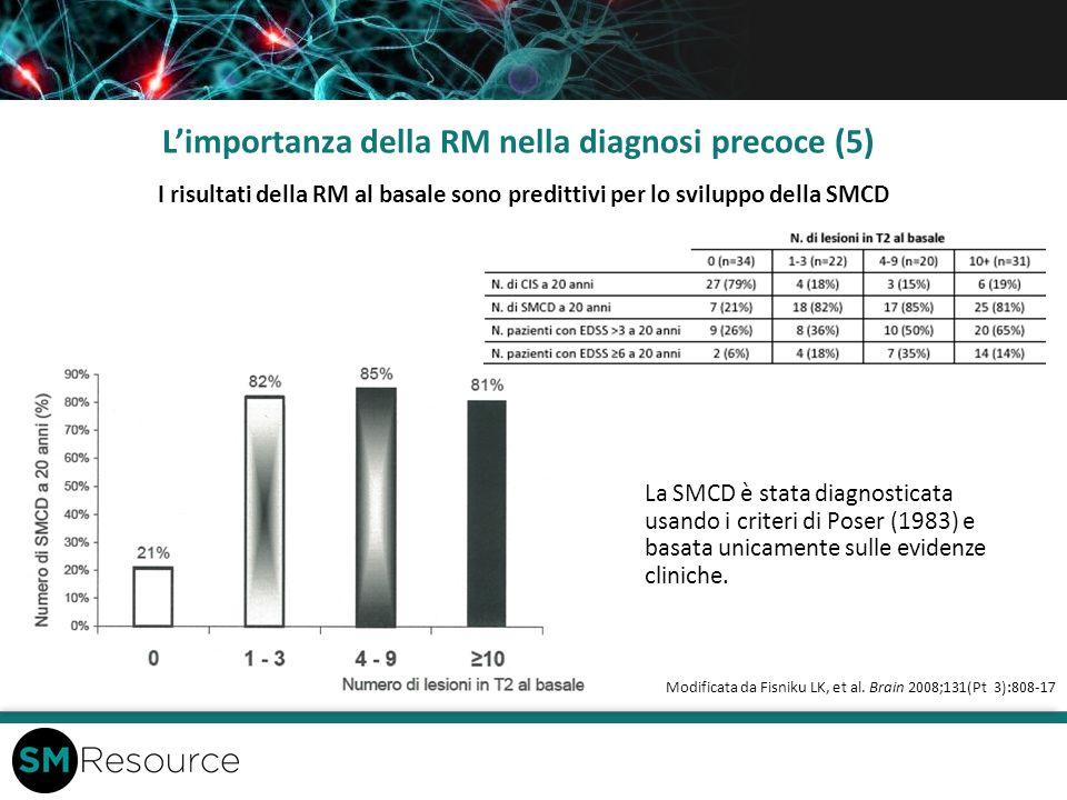 L'importanza della RM nella diagnosi precoce (5)