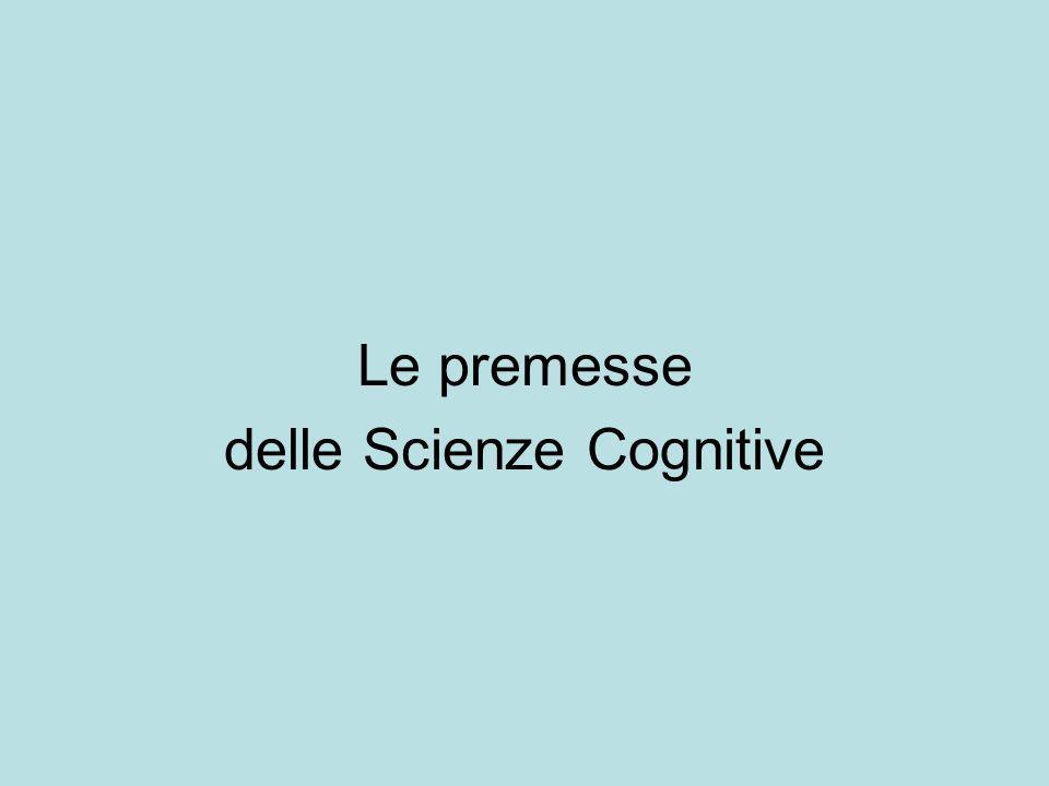 delle Scienze Cognitive
