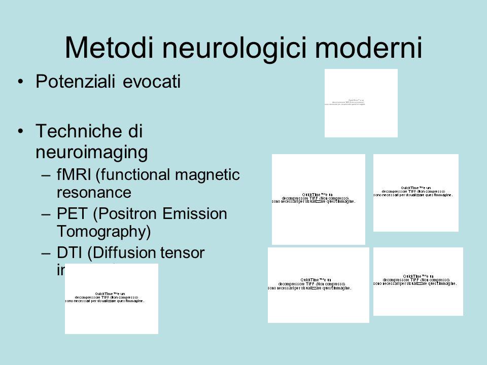 Metodi neurologici moderni