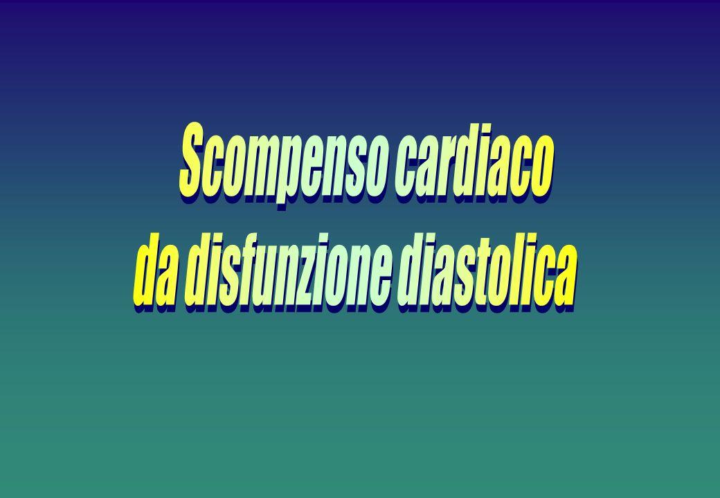 da disfunzione diastolica