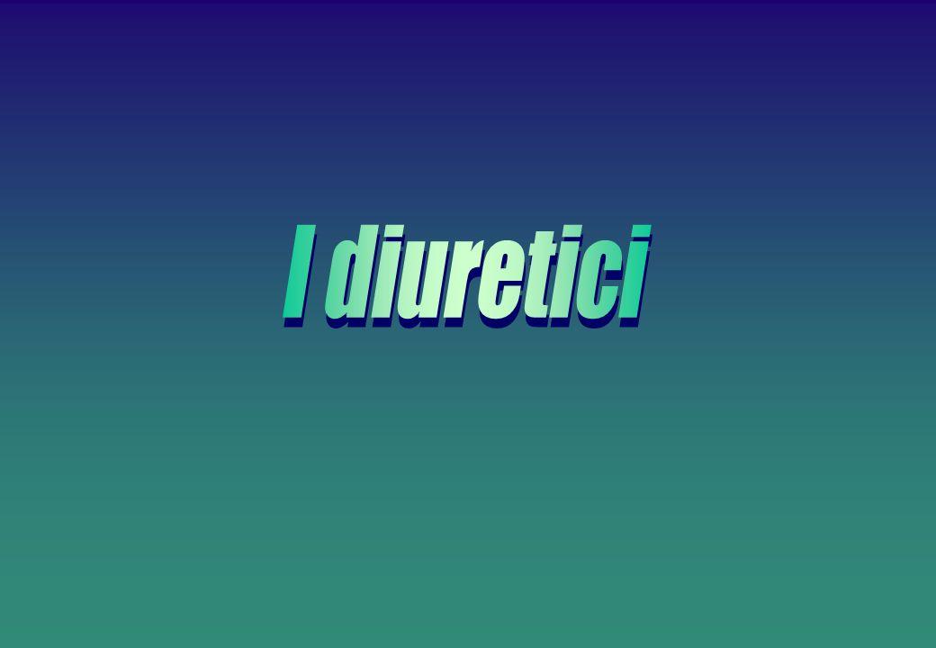 I diuretici