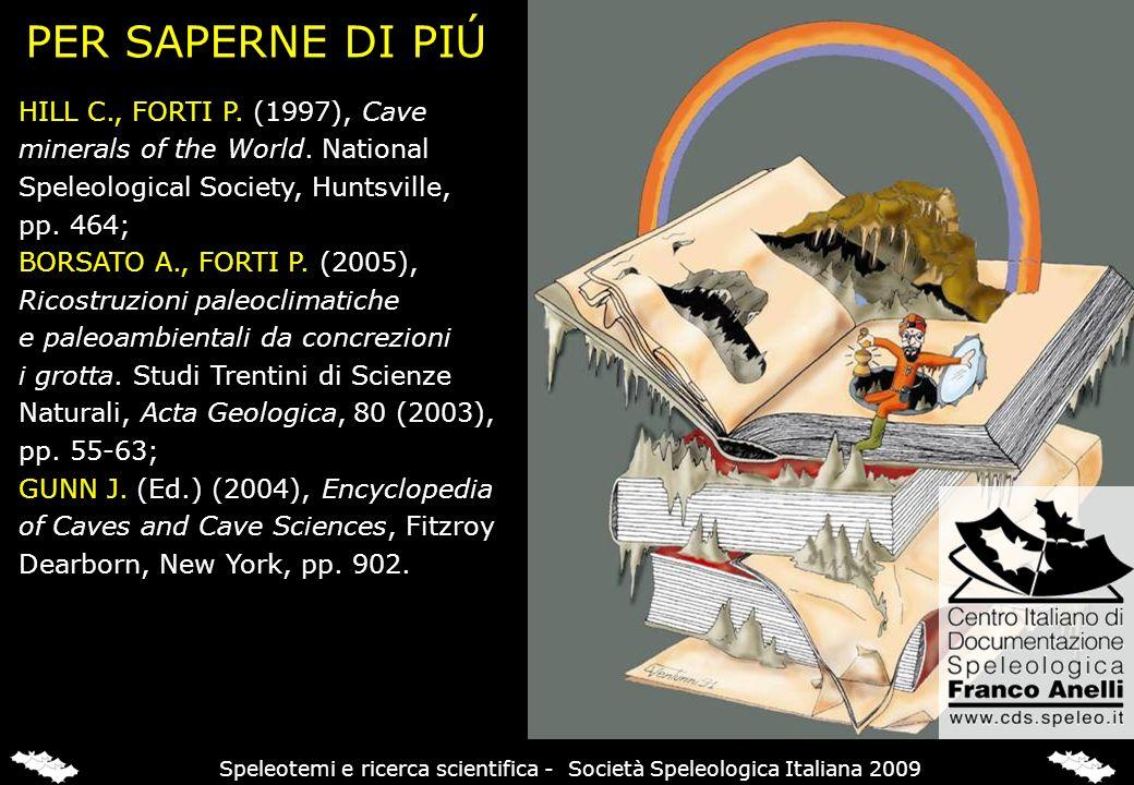 CREDITI Questa lezione è stata preparata da Paolo Forti.
